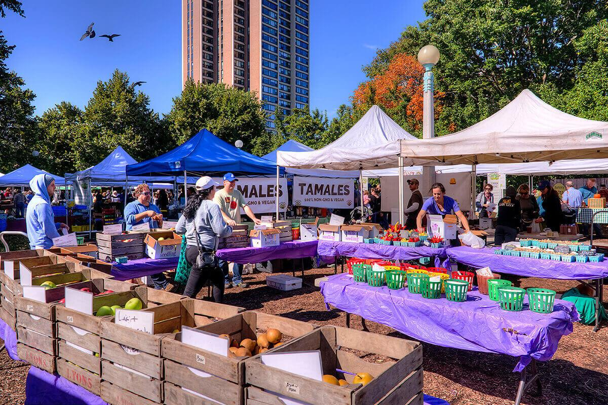 Green City Farmer's Market
