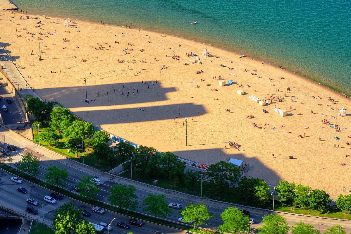 Oak Street Beach image