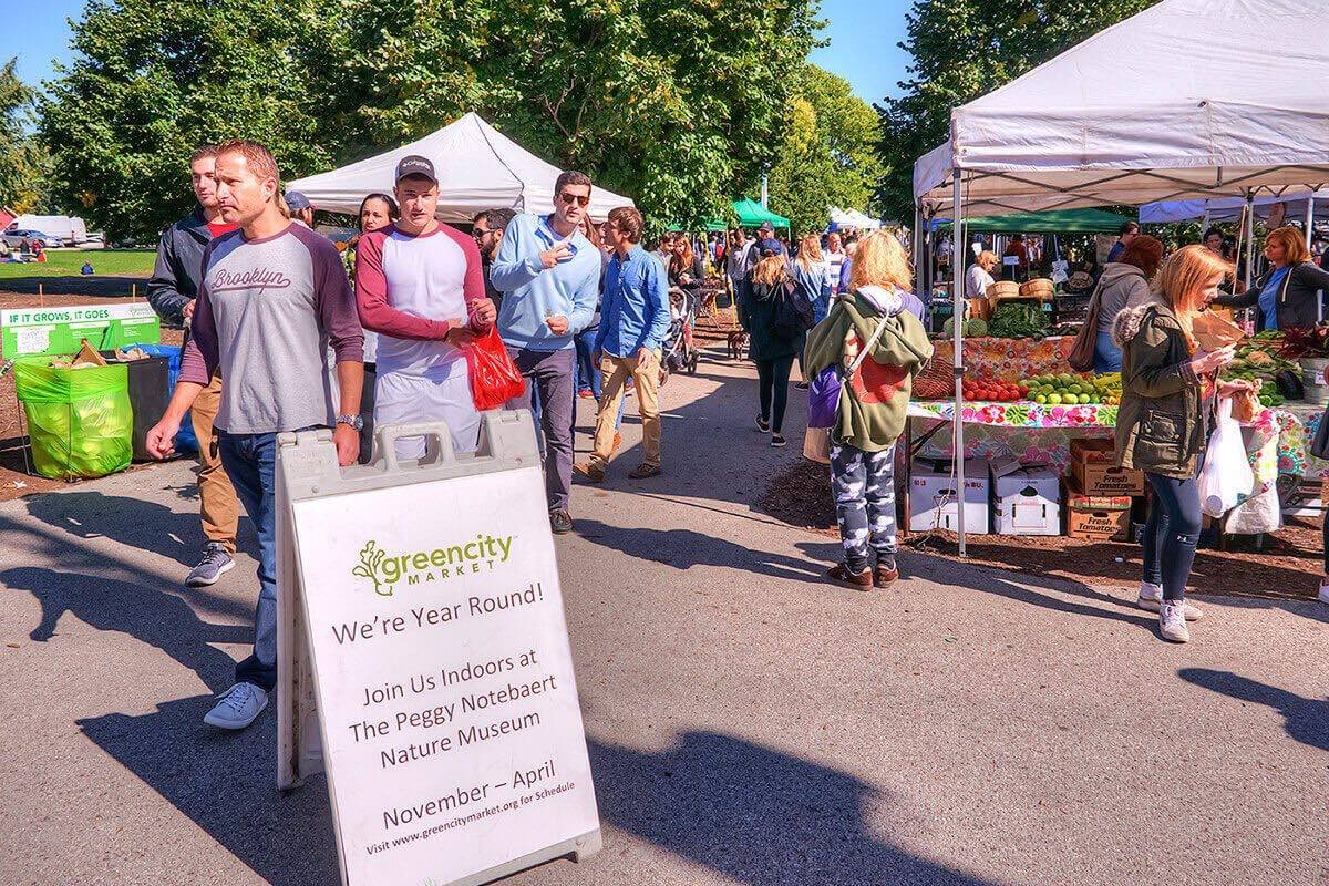 Green City Farmer's Market image